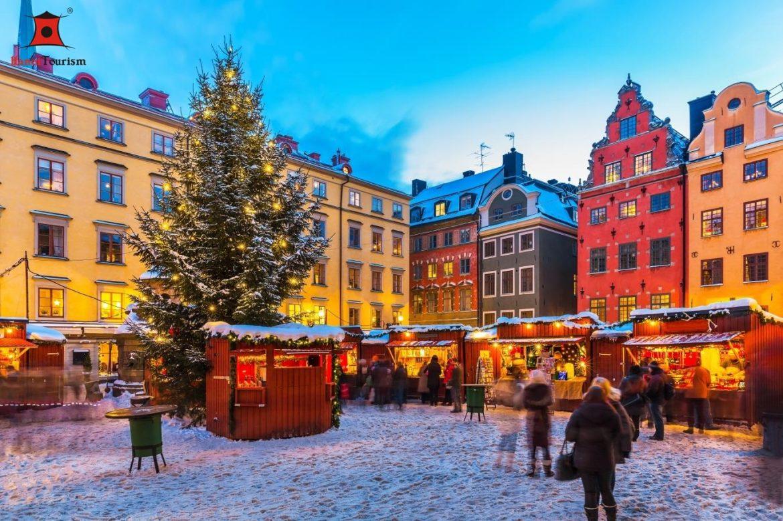 Các địa điểm du lịch có mùa Giáng sinh đẹp nhất tại Châu Âu