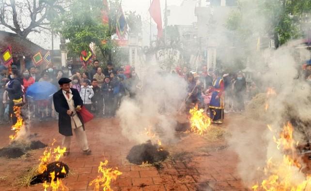 Hội thổi cơm thi Thị Cấm được vào di sản văn hóa phi vật thể quốc gia