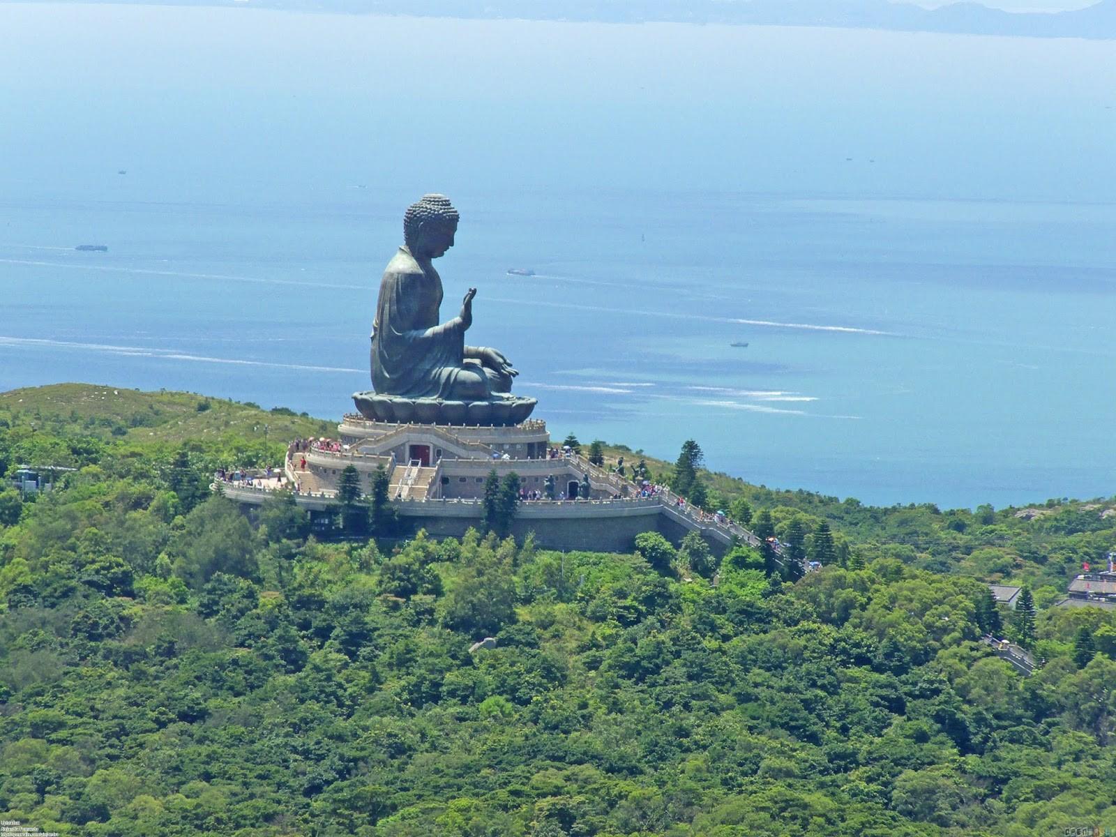 Tận hưởng sự thanh bình, thơ mộng tại đảo Lantau