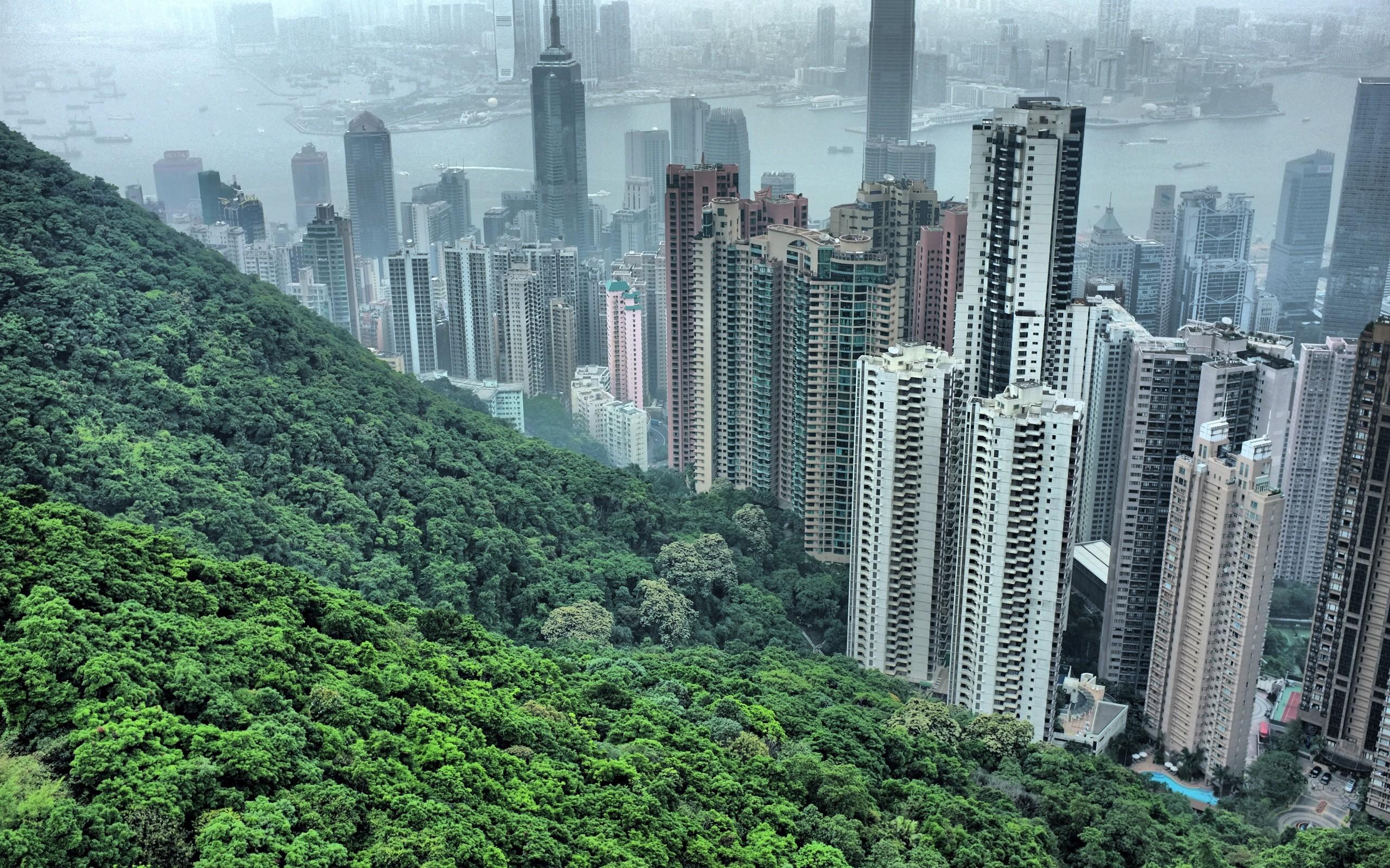 Chiêm ngưỡng toàn cảnh Hồng Kông tại The Peak
