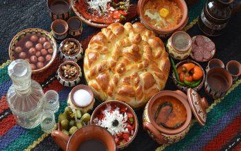 Nền ẩm thực đặc sắc của Bulgaria