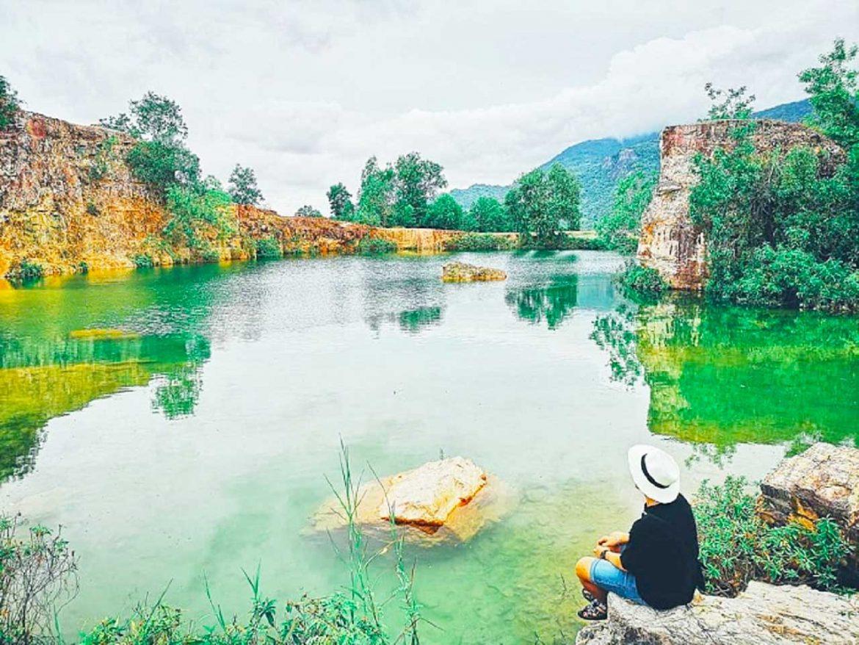 Tham quan phong cảnh hữu tình của hồ Tà Pạ – An Giang